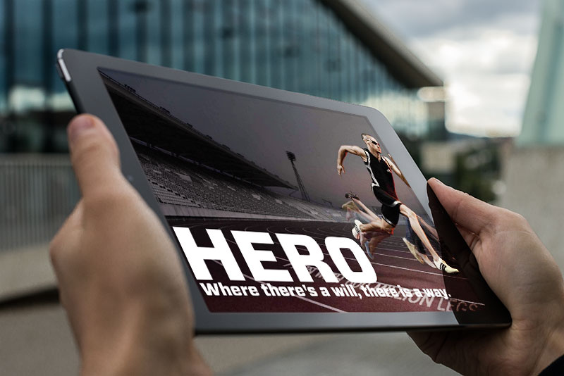 Brandarchetype: Hero