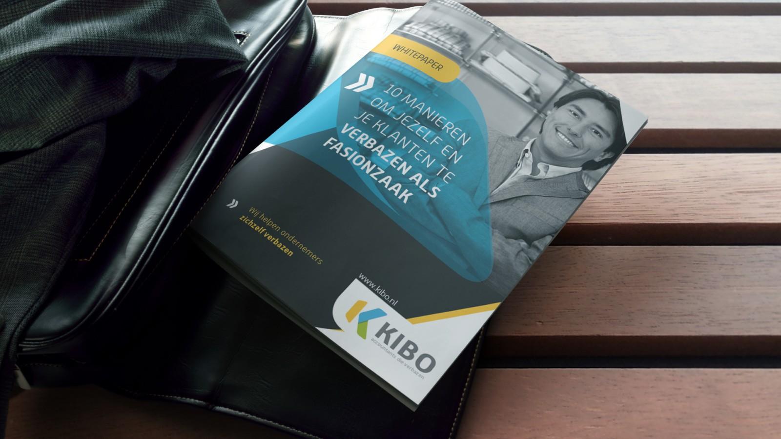 Kibo merkconcept brochure