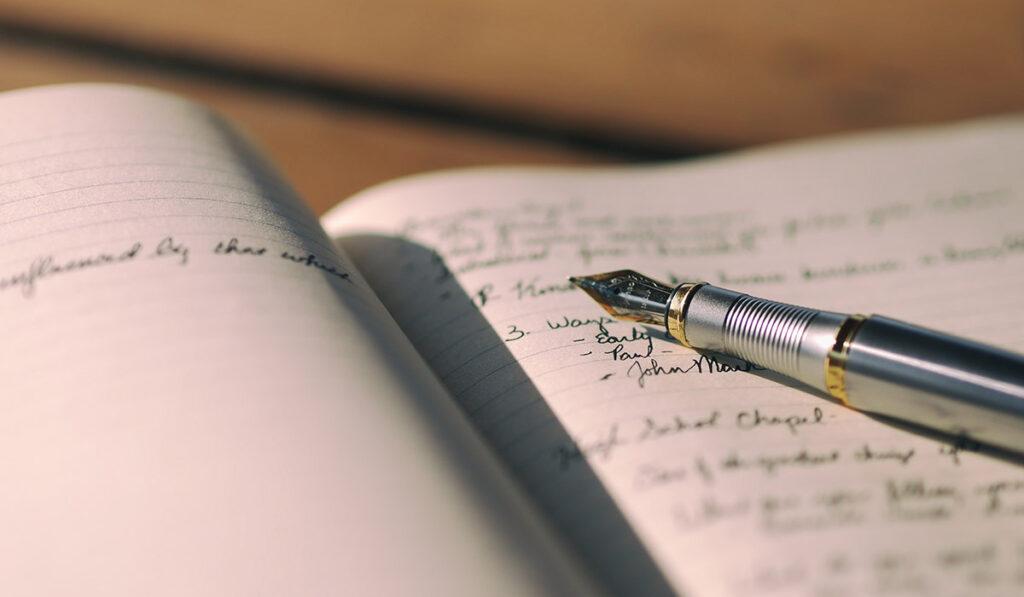 Schrijven om te groeien