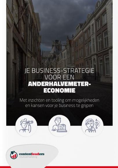 Je business-strategie voor een anderhalvemeter-economie