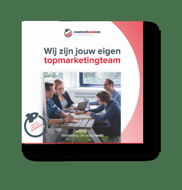 Brochure Contentleaders