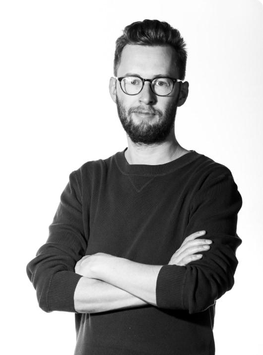 grafische ontwerper Sander Hupkes