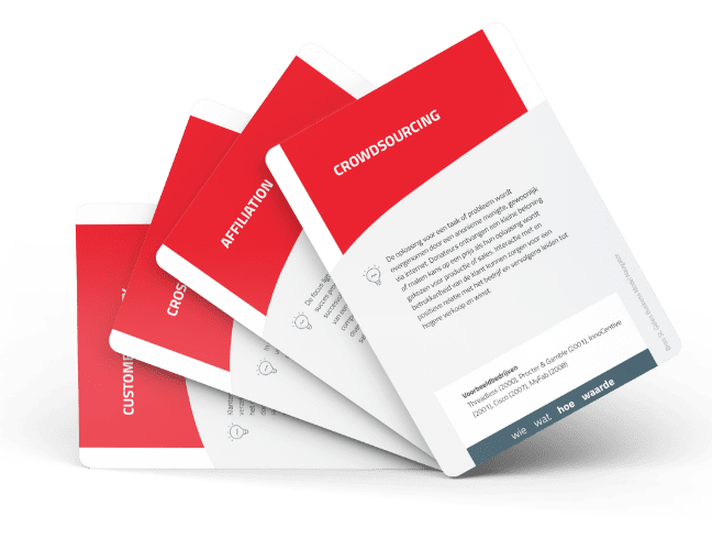 De 55 businessmodel patronen