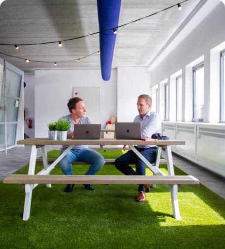 Contentleaders overleg