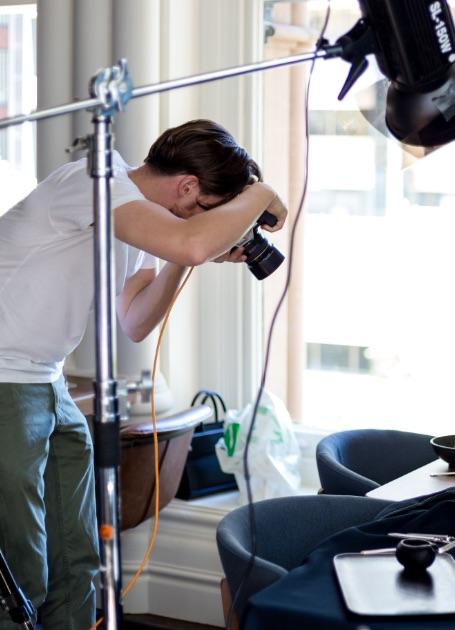 Geef je merk een gezicht met bedrijfsfotografie