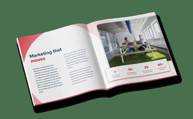 Contentleaders brochure English