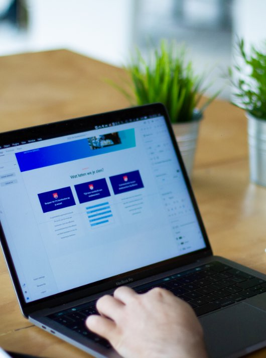 Een compleet online platform