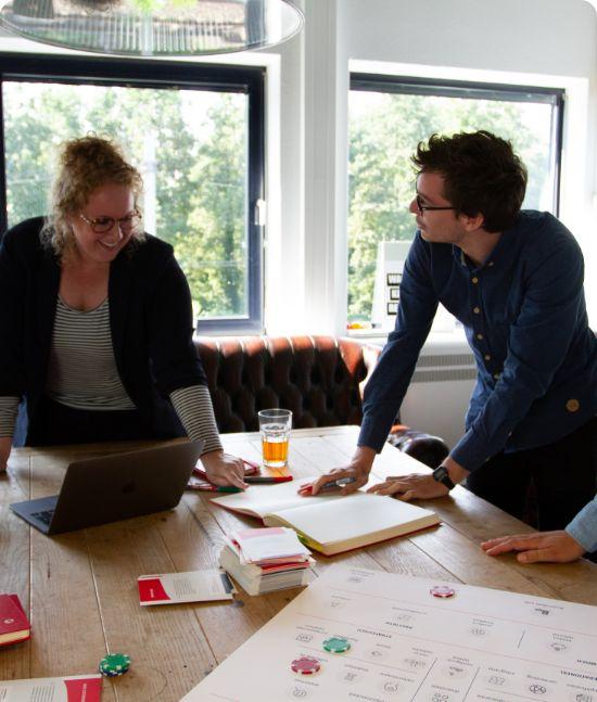 Contentleaders: planmatig en flexibel