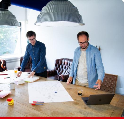 Contentleaders marketingaanpak lift-off